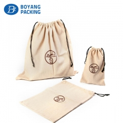Jute dust pouch wholesale, custom jute dust pouch manufacturer