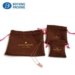 Bewitching high quality chinese jewelry pouches wholesale
