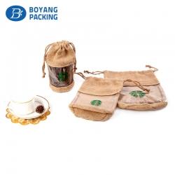 Personalised drawstring bags wholesale