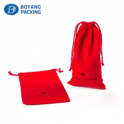 Festival and traditional red bag