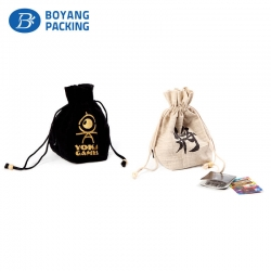Delicacy and lovable jute gift bags wholesale factory