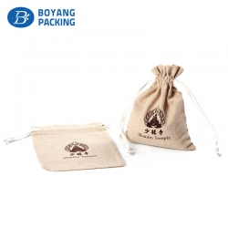 Wholesale fancy jute bags online factory