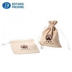 Wholesale fancy jute bags online factory