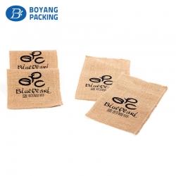 Design your own jute bag manufacturer