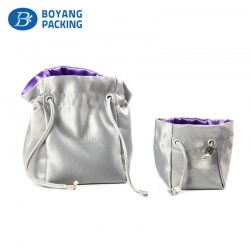 Beautiful and elegant satin pouches wholesale