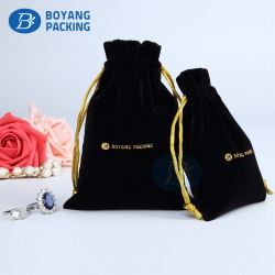 wholesale velvet fabric drawstring bag,velvet drawstring factory.