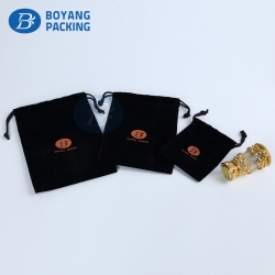 Custom velvet pouch,jewelry pouches wholesale.