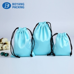 jewelry bags wholesale drawstring,custom drawstring pouch.