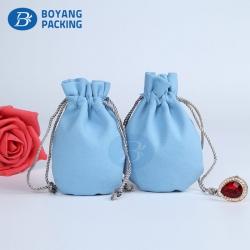 velvet drawstring bags wholesale,custom drawstring pouch.