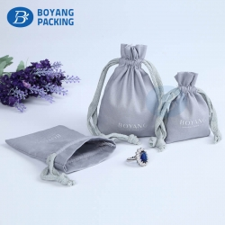 Cotton drawstring bags wholesale,custom drawstring pouch