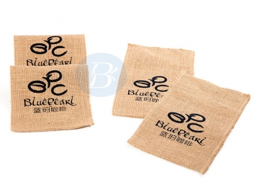 How to distinguish the custom jute drawstring pouch specification?