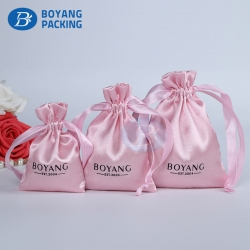 satin bags wholesale,jewelry pouch manufacturer