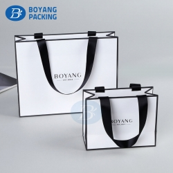 custom tote paper bag,Hand-wrapped paper bag