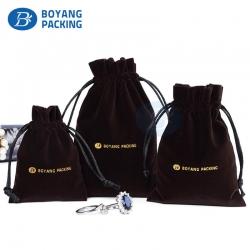 custom velvet drawstring bags,custom drawstring pouch.