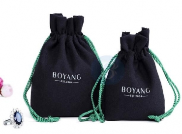 How to create the beauty of drawstring bag packaging?