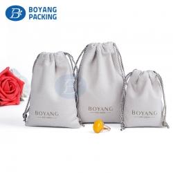 velvet pouches wholesale,custom drawstring pouch.