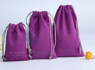 Highlights of jewellery and custom printed jewelry pouches.