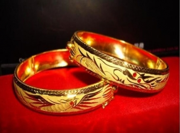 Jewelry bag manufacturers teach you how to identify the purity of gold jewelry?