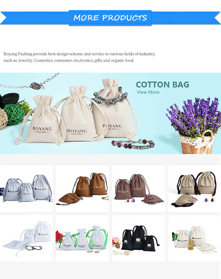 The most hot sale jewelry pouches,gift bags,gift bags, drawstring bags, PU bags, cotton bags, microfiber bags, in the prime day,